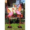Big Cranes Decoration in Metal (Garden decor, home decor, gifting)