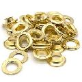 Polished Brass Eyelets