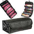 Luxury Roll-N-Go Cosmetic Bag Foldable