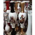Handcrafted Wooden Flower Pot