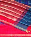 Multicolor Dupion Silk Saree
