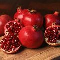 Fresh Sweet Pomegranate