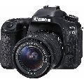 Canon EOS 80D (With 18-55mm IS STM)