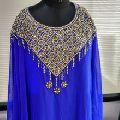 Ladies Casual Wear Printed Kaftans