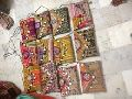 Traditional old antique banjara clutch bags