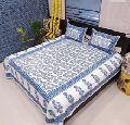 printed jaipuri bedsheet