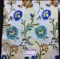 ndian handloom brocade fabric