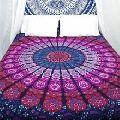 bedspread bohemian hippie tapestry