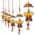 Decorative Elephant String Wall Door Hanging-Indian Ethnic Decorative Elephant Door Hanging