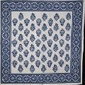 HAND BLOCK PRINTED TABLE CLOTH MAT