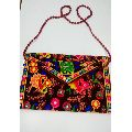 antique design vinatge high quality patchwork sling bag