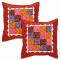 Handmade PatchWork Applique Cushion covers