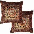 Silk Jacquard Cushion covers