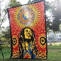 Twin Wall Hanging Hippie Bedspreads Throws Tapestry