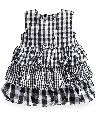 Kids Checkered Frocks