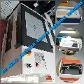 Mobile Tempered Glass cutting machine