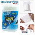 Moistened Lens Cleaning Wipe