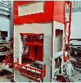 semi Automatic concrete block Machine