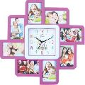 Photo Frame Clocks