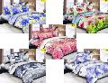 Floral Trail Printed Bedsheet
