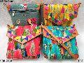 Designer Ikat Sling Bag