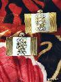 Stunning Brass Clutch Purse