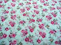 Poly Cotton Printed Fabric