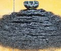 Indian Curly Machine Weft Hair