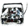 Vespa PX150 Tail Light / Brake Light Lamp Assembly