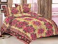 Floral Cotton Bedsheet