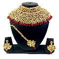 kundan wedding necklace set