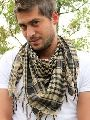 men and women scarf