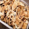 Dried Organic Oyster Mushroom