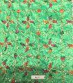 banarasi silk embroidered fabrci
