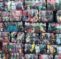 Colored Cotton Waste