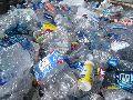 Crushed PET Bottle Scrap
