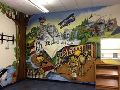 Mural Wall Painting Work