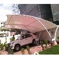 Entrance Tensile Structure Canopy