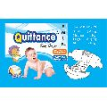 Quittance Disposable Baby Diapers Large
