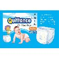 Quittance Disposable Pull Up Baby Diapers X-large