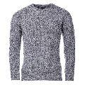 Mens Knitted Sweatshirt