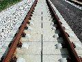 Mild Steel Railway Track Tie Beam