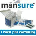 ManSure 100% Ayurvedic Capsules For Men - Male Reproductive Health