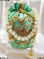Hand Embroidered Wedding Potli Batwa Bags