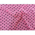 Dotted Georgette Fabric