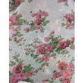 Floral Print Chiffon Fabric