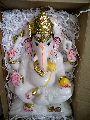 Stone Ganesha Statue