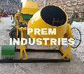 Electric Motor Concrete mixer machine