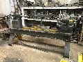 8 Feet Semi Automatic Metal Spinning Lathe Machine