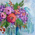 Acrylic Watercolor Paintings